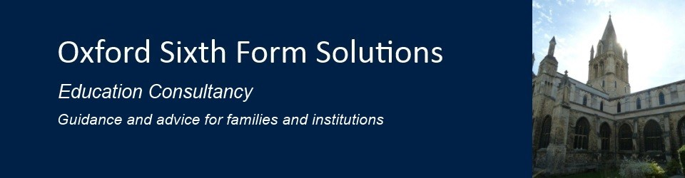 Oxford Sixth Form Solutions